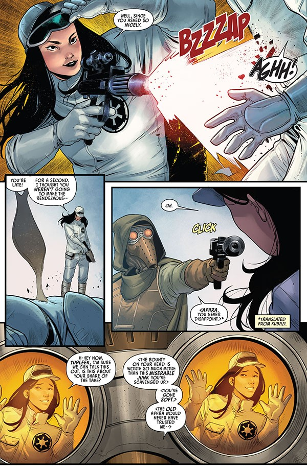 Star Wars - Doctor Aphra (2020-) 001-003