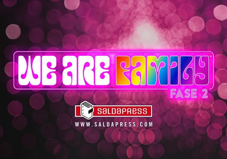 WE ARE FAMILY – FASE 2: il progetto saldaPress di sostegno alle fumetterie