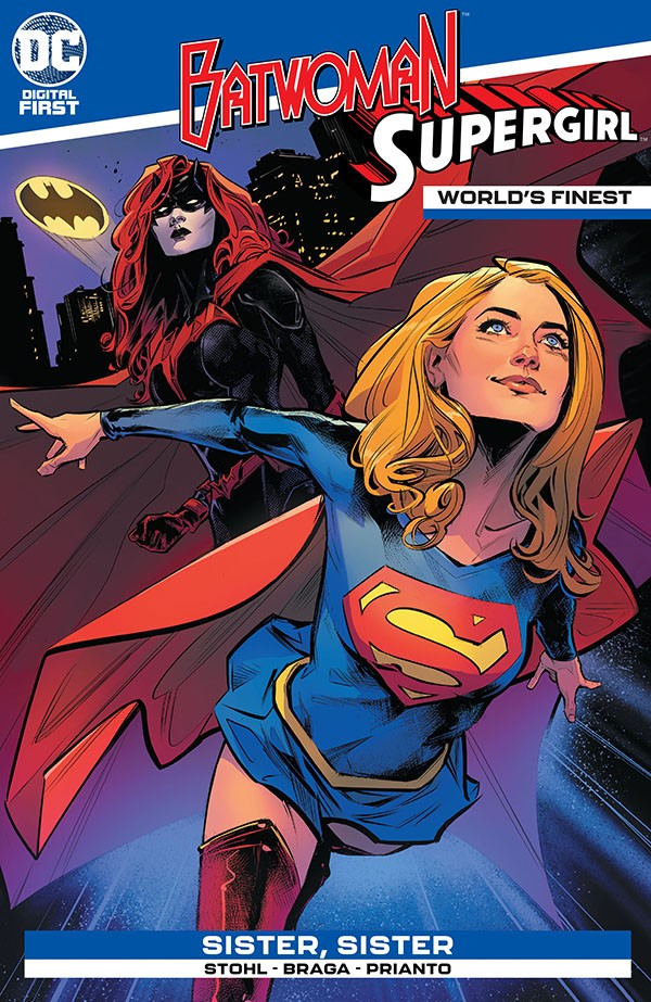 Worlds Finest Batwoman and Supergirl 1