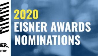 eisner award 2020