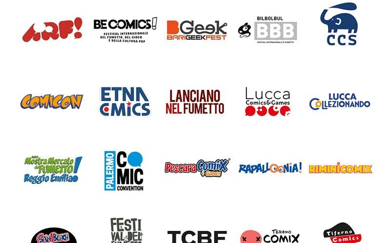 I festival di fumetto insieme per guardare avanti