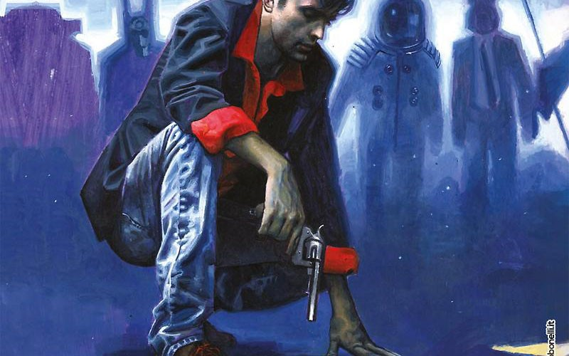 Morgan Lost & Dylan Dog: Incubi e serial killer