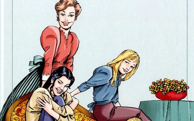 Piccole donne a fumetti: l'adattamento di Nizzi e Quinto