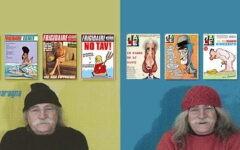 Frigolandia, l'arte e la verità: intervista a Vincenzo Sparagna