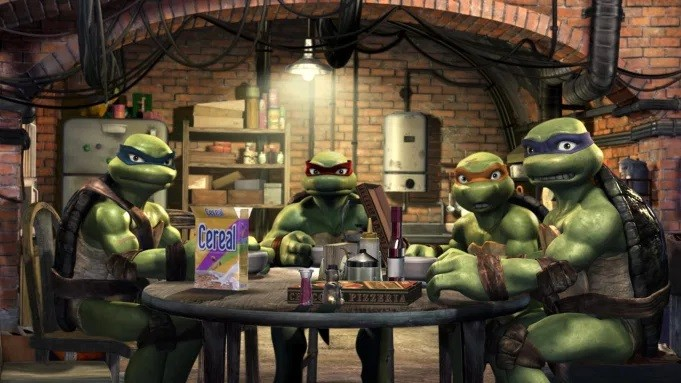 Teenage Mutant Ninja Turtles: in arrivo nuovo reboot animato