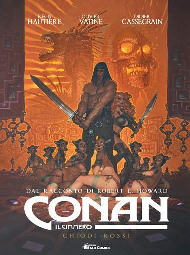 Conan il Cimmero – Chiodi Rossi in arrivo il 10 giugno