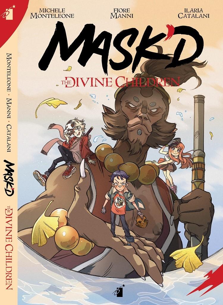Mask'd – The divine children, il nuovo progetto di Manni, Monteleone e Catalani