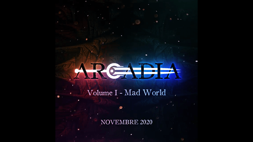 "Panini Comics annuncia la graphic novel ""Arcadia"""