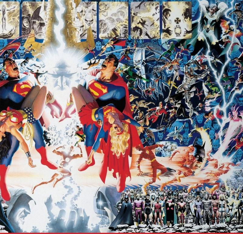 DC Comics: la caduta degli dei