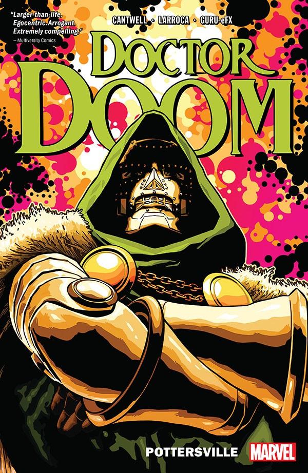 Doctor Doom v01