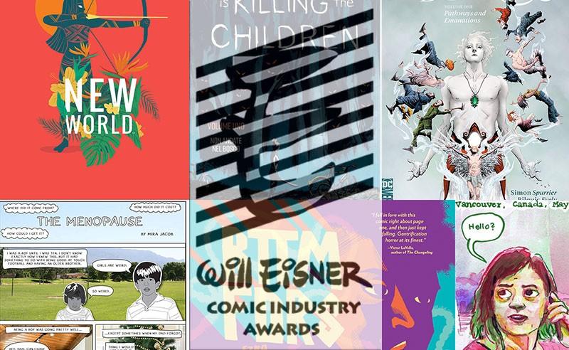 FIP #27: Speciale Eisner Award 2020