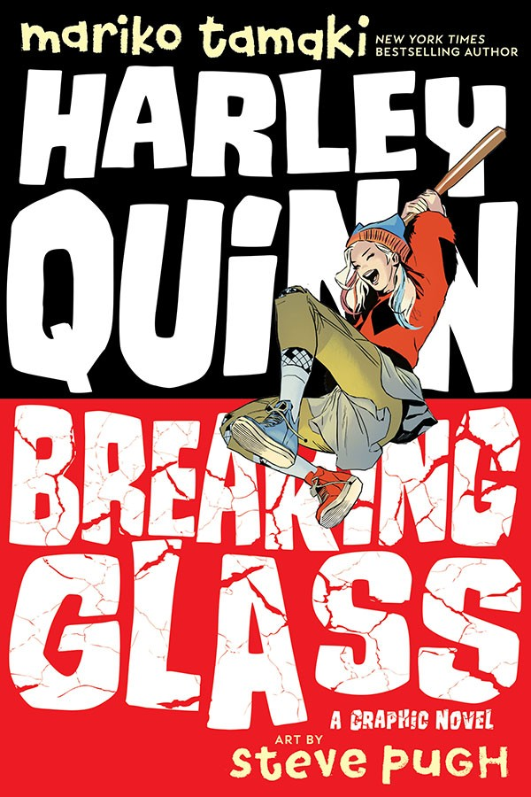 Harley Quinn - Breaking Glass