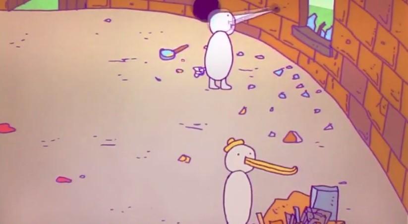 """""""Topo e Papero – il cartone animato"""" di Dottor Pira"""