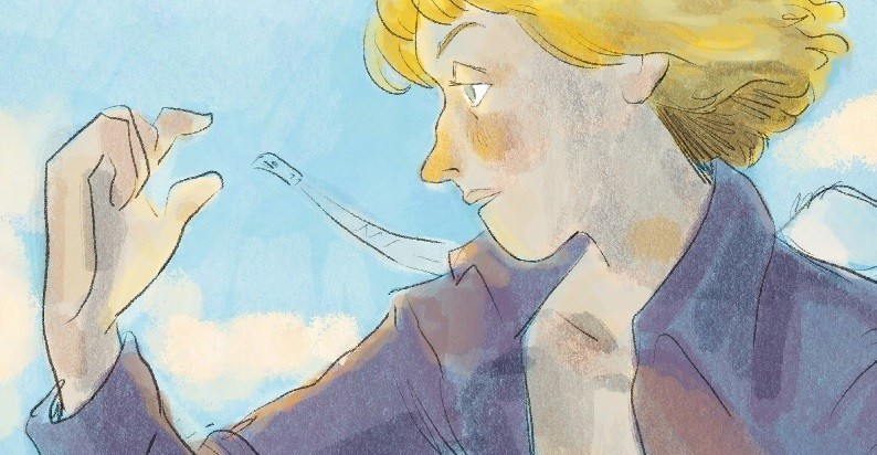 Gianna: il graphic novel d'esordio di Arianna Melone