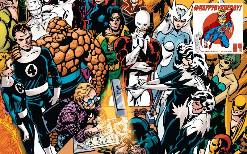 ESSENTIAL 11 – Le più belle serie e storie di John Byrne