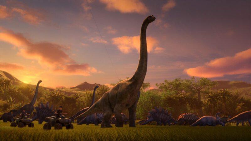 Jurassic World: Nuove avventure, la serie animata su Netflix dal 18 settembre