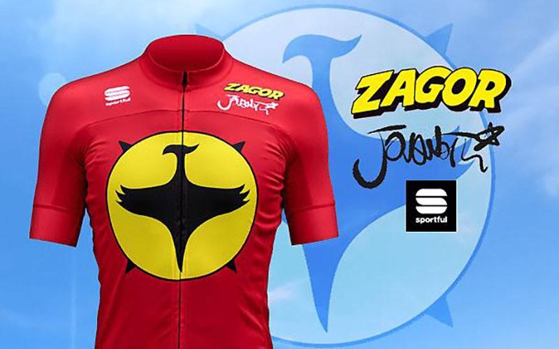 Arriva la maglia speciale di Zagor & Jovanotti