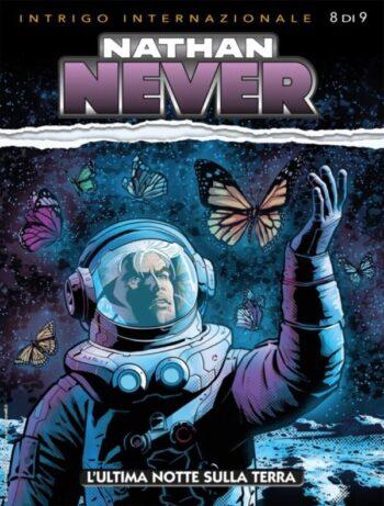 Nathan Never 350_l'ultima notte sulla terra