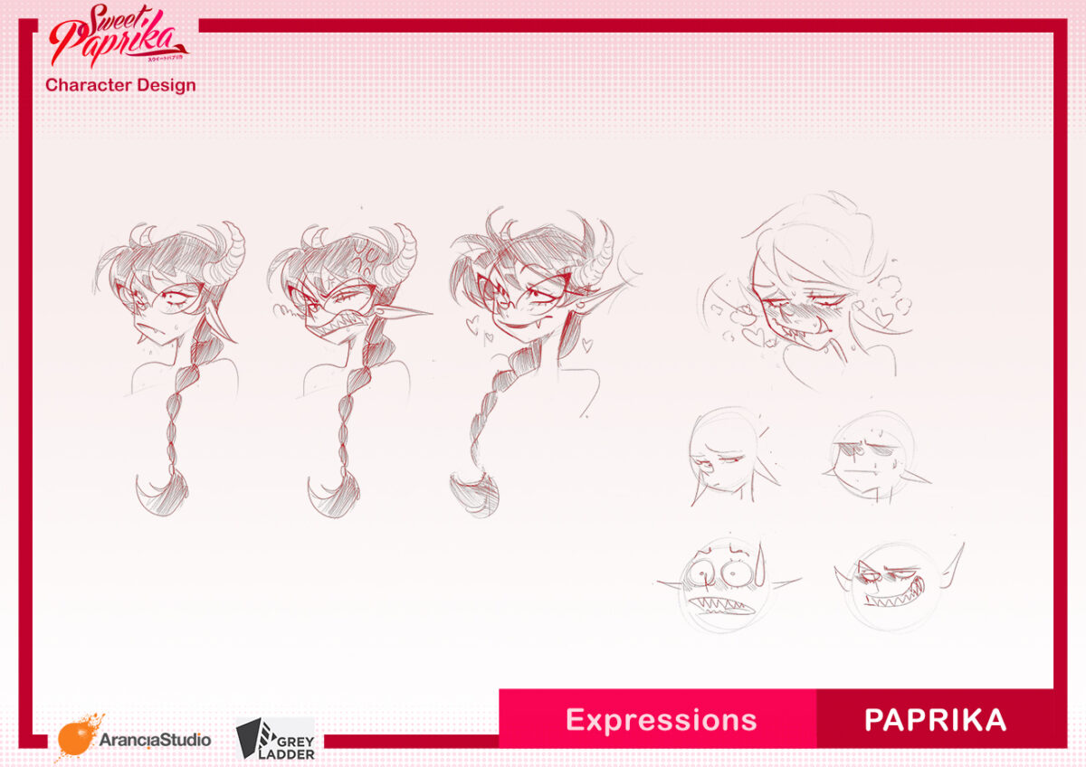Paprika_Exressions
