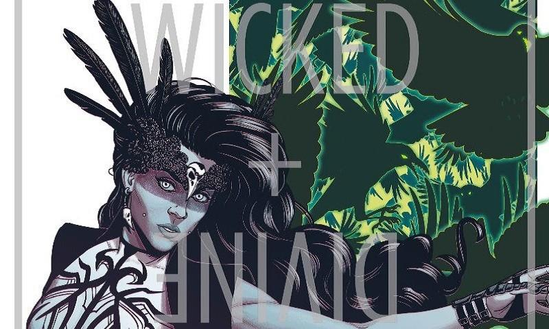 Bao annuncia il sesto volume di The Wicked + The Divine