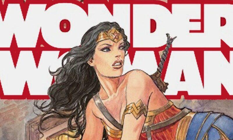 Wonder Woman #1 – Prigioniera di una dimensione oscura (AA. VV.)
