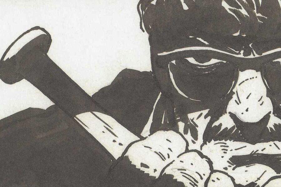 Frank Miller e David Mazzucchelli – Batman: Anno Uno