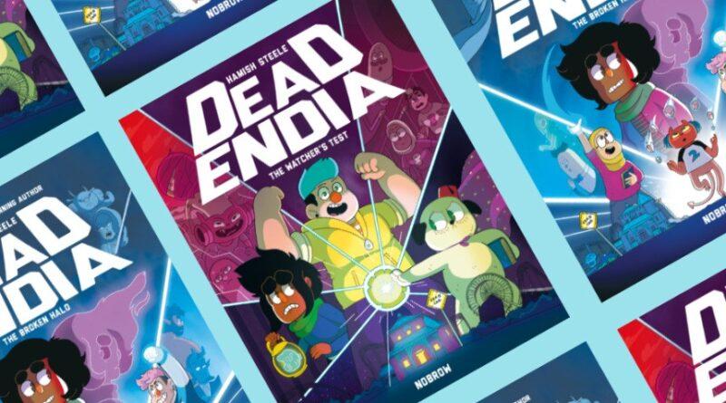 Netflix ordina serie animata basata su graphic novel DeadEndia