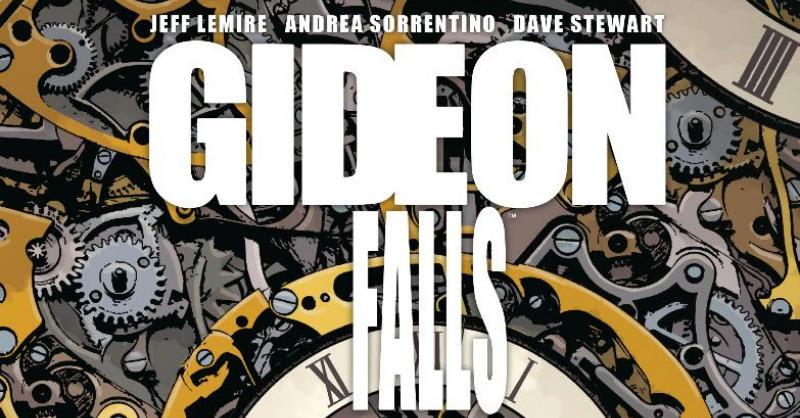"""Terzo volume per """"Gideon Falls"""" di Lemire e Sorrentino"""