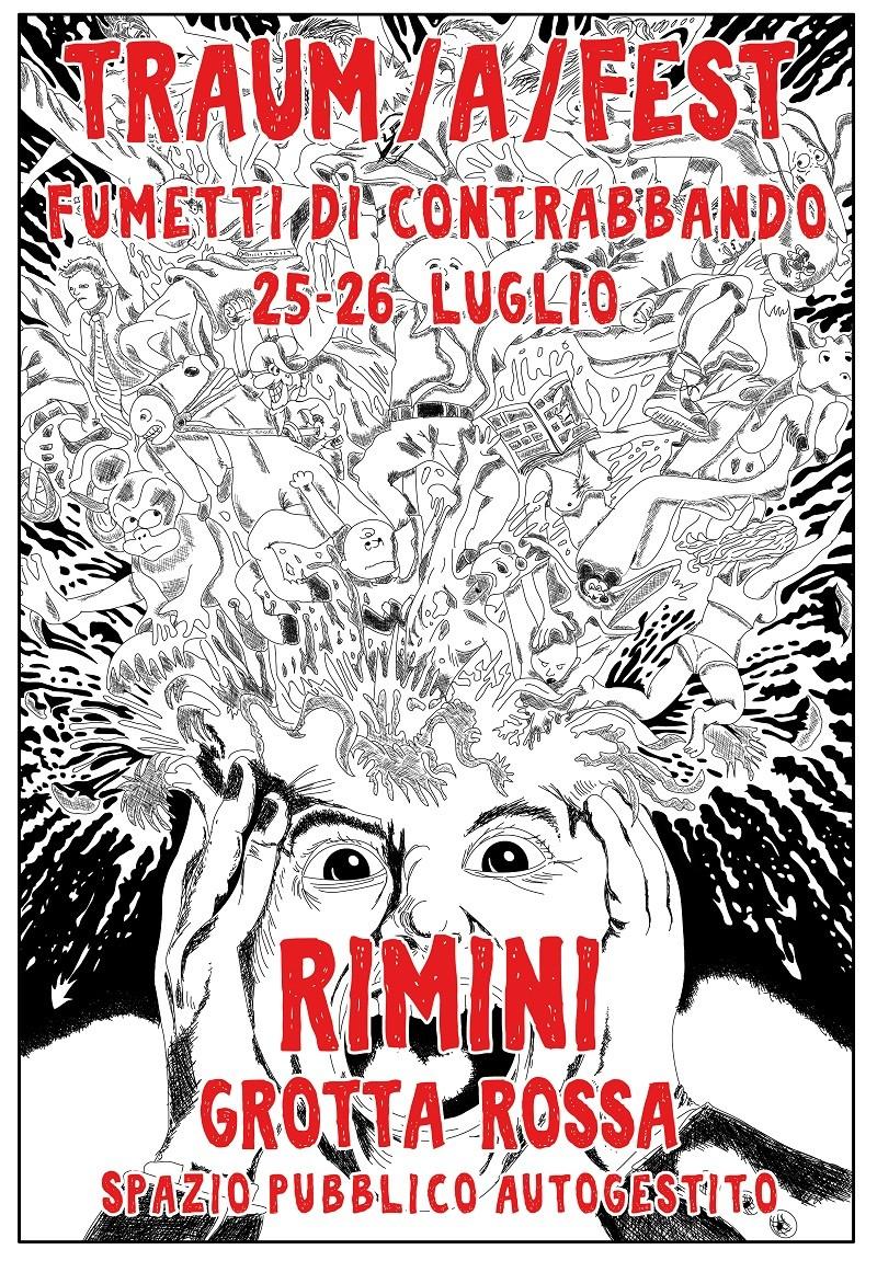 TRAUM/A/FEST – Fumetti di Contrabbando 2020