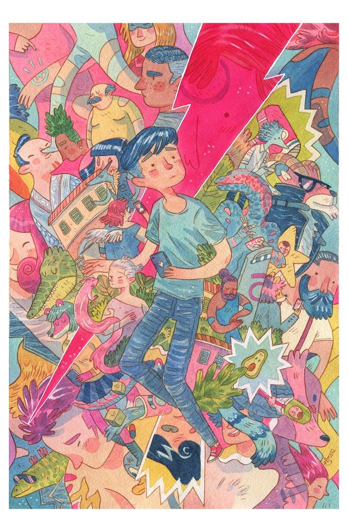 Panini Comics: le prime novità del 2021, tra nuovi eroi e storie imperdibili.
