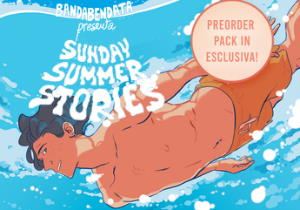 sudeay summer stories preorder