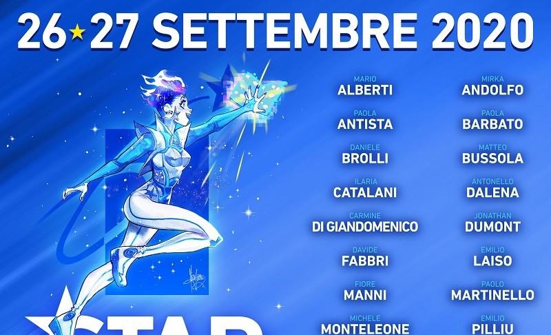 Mirka Andolfo crea Astrid, il personaggio simbolo di Star Days