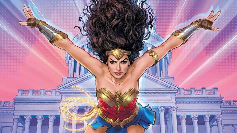 Wonder Woman 1984: DC Comics annuncia fumetto prologo al film