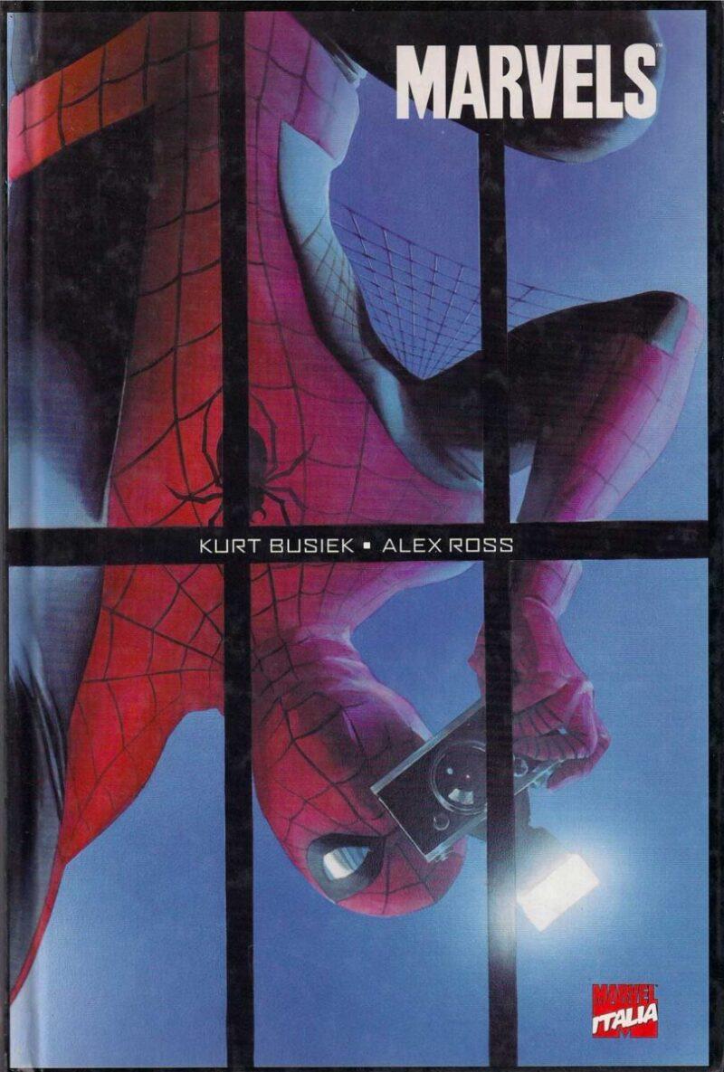 Kurt Busiek e Alex Ross – Marvels