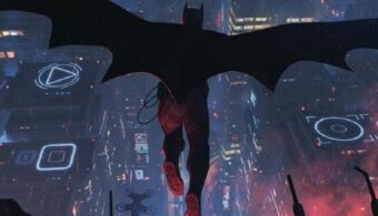 Batman Landronn cover