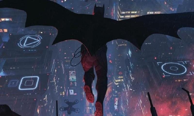 Batman: annunciato il fumetto scritto dal premio Oscar John Ridley