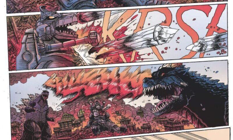 Un intenso viaggio su un Godzilla alternativo ma fedele alle origini.