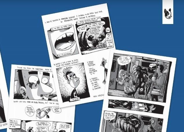 """Bao annuncia """"Scheletri"""" la nuova graphic novel di Zerocalcare"""