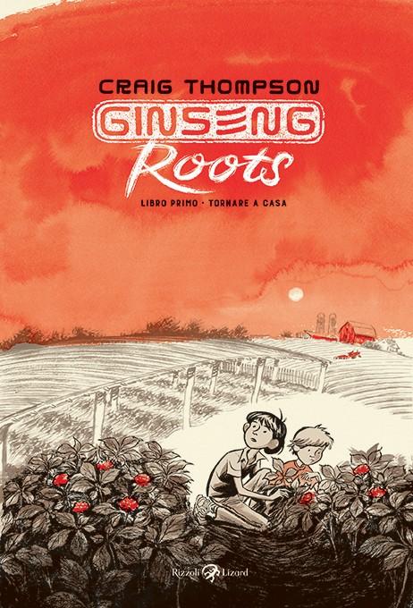 Ginseng Roots è il nuovo graphic novel di Craig Thompson