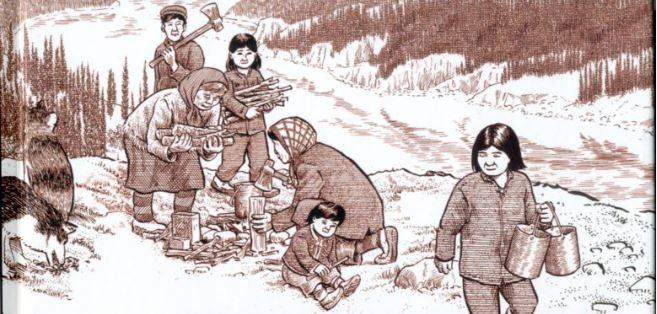 Il Tributo alla terra di Joe Sacco. Storia di un genocidio culturale