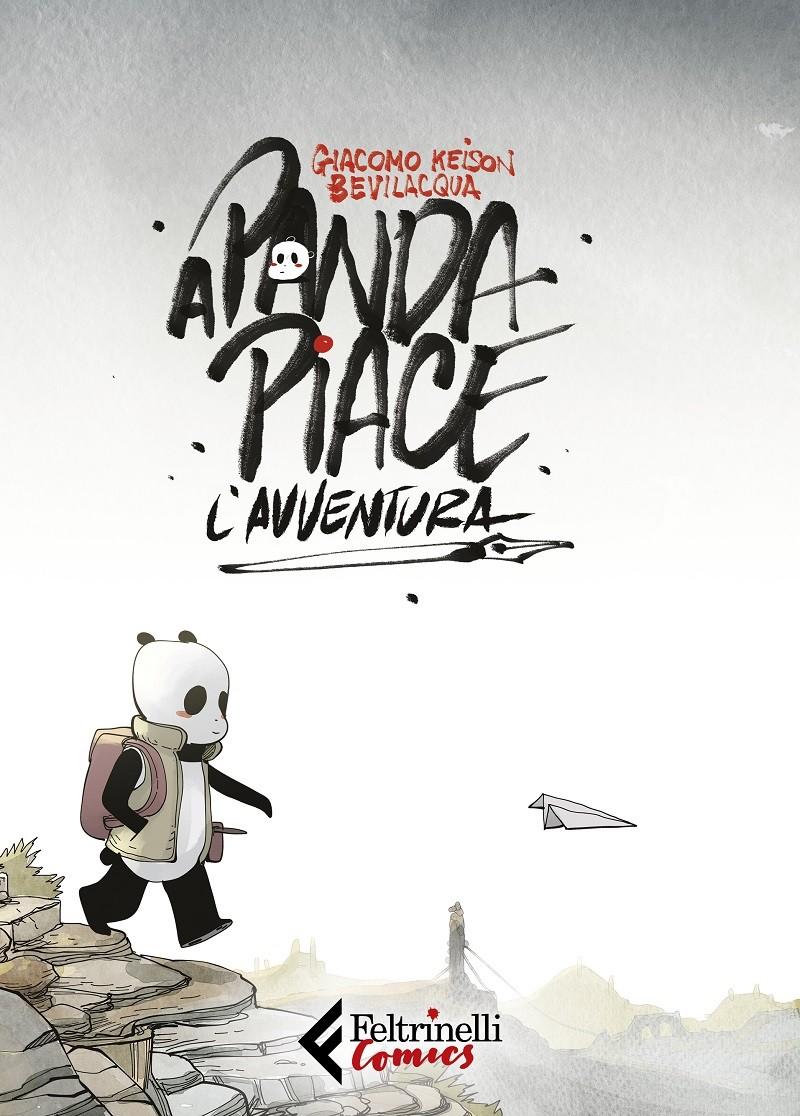 cover_Bevilacqua_A Panda piace l'avventura_COMICS