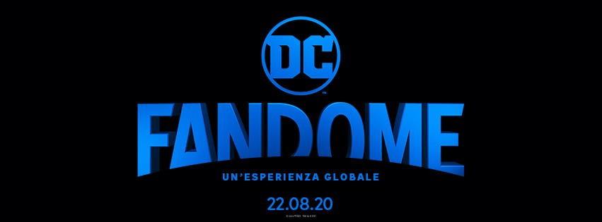 """Sabato 22 agosto arriva """"DC FanDome"""""""