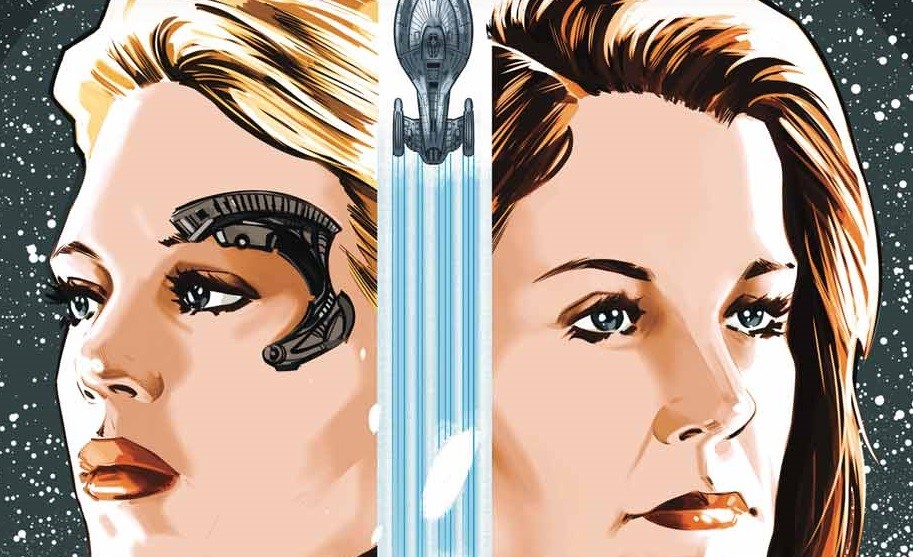 IDW annuncia nuova miniserie su Star Trek: Voyager