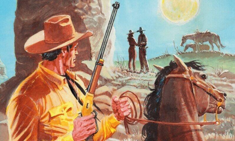 Color Tex #17 – Gli amanti del Rio Grande (Rauch, Scascitelli)