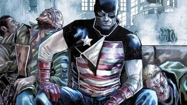 Marvel lancia nuova testata U.S. Agent scritta da Christopher Priest