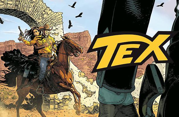 Western Scarface: il Tex di Ruju e Milano
