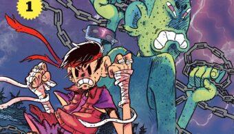Anteprima: Graveyard Kids di Davide Minciaroni (edizioni BD)