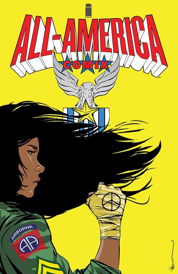 All-America Comix 1