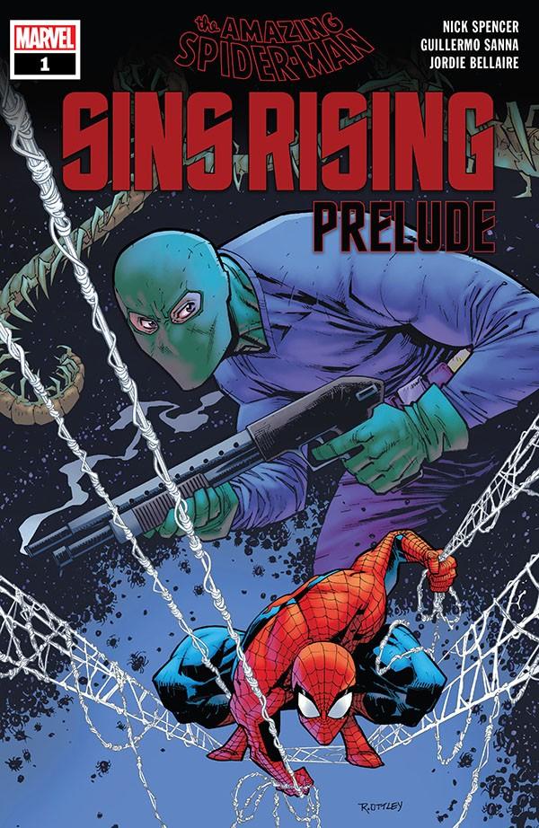 Amazing Spider-Man - Sins Rising Prelude