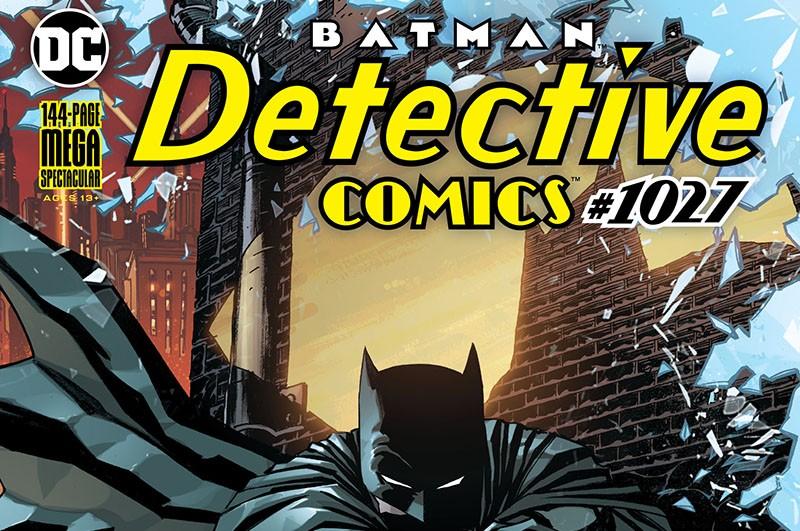 Detective Comics #1027: mille di queste storie, Pipistrello!